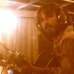 "Benny in the studio recording ""Give your love forever"" from Benny…1972 - Buy Now on iTunes and Amazon"